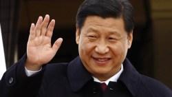 Chinas New Leader Xi Jinping