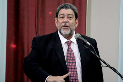 &Quot;... I Know The People Of This Country Will See The Sense Of Which I Am Talking Band Will Say It's High Time That We Stop A Lot Of Foolish Ill-Discipline Which Goes On With Some People,&Quot; Gonsalves Told Parliament.