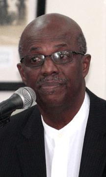 Opposition Leader Arnhim Eustace. (File Photo)