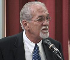 Senator Julian Francis. (Iwn Photo)
