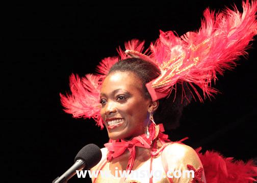 Maressa Endeavour – Miss Svg Port Authority