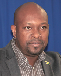 Minister Of Agriculture, Saboto Caesar. (Iwn File Photo)