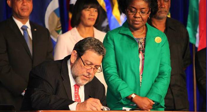 (Photo: Caricom Secretariat)