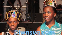 Junior Calypso Winner 2012
