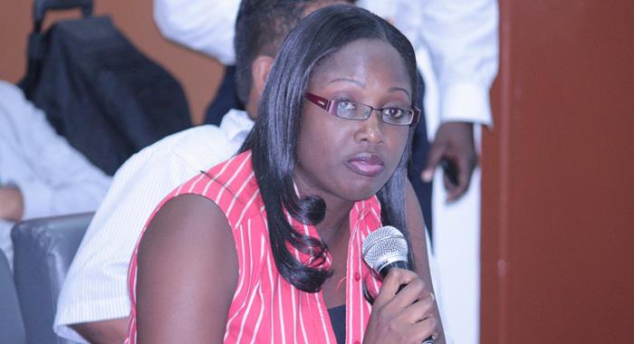 Orisha Joseph, Administration And Communication Officer Of Sustainable Grenadines Inc.