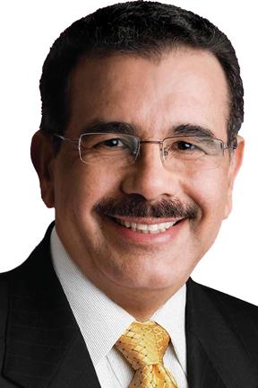 President Of The Dominican Republic, Danilo Medina. (Internet Photo)