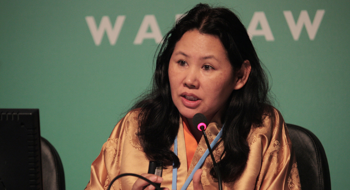Dechen Tsering, Coordinator, Finance, Technology And Capacity Building Programme At The United Nation Framework Convention On Climate Change (Unfcc)