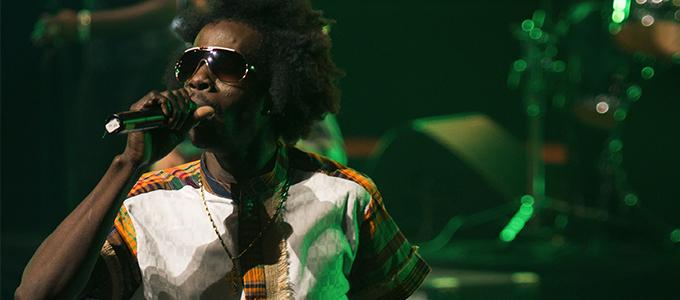 St. Lucian Performer, Mongstar.