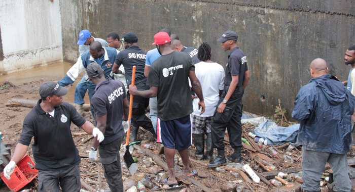 The Body Of 18-Year-Old Kesla James Was Recovered Midmorning Wednesday. (Iwn Photo)