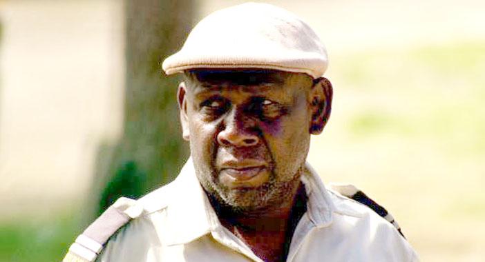 Abdon Whyte'S Father, Deceased Customs Guard, Othneil Whyte. (Internet Photo)