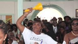 Bell At Eg Lynchs Funeral