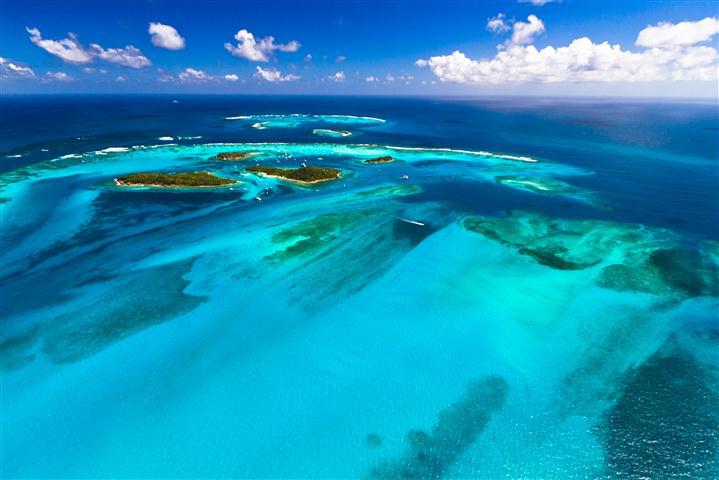 The Tobago Cays. (Internet Photo)