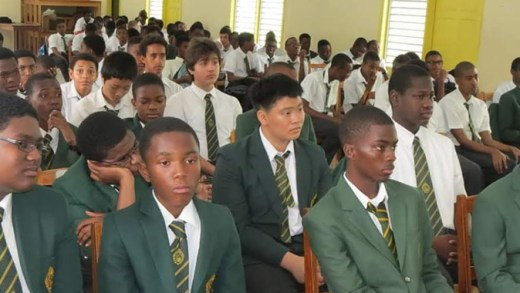Grammar School Young Leader 2015