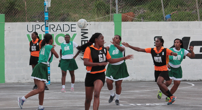 Green Hill Sports Club Went Under To Prime Consulting 3J's. (Iwn Photo)