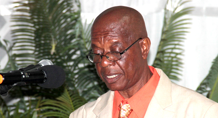 Chair Of The National Sports Council, Jules Anthony. (Iwn File Photo)