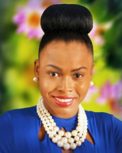 Miss North Windward -- Janella Osment.