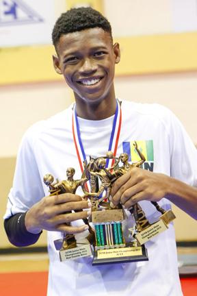 Ronaldo Franklyn. (Photo:  Noceca.net)