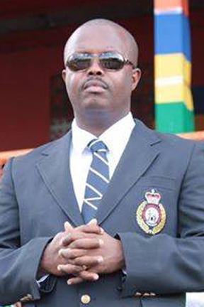 Inspector Of Police Hawkins Nanton. (Iwn File Photo)
