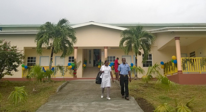 The Upgraded Bequia Hospital, Which Now Has The Capacity For 16 Beds And Enhanced Amenities That Will Improve The Quality Of Health Care For The People Of The Northern Grenadines.