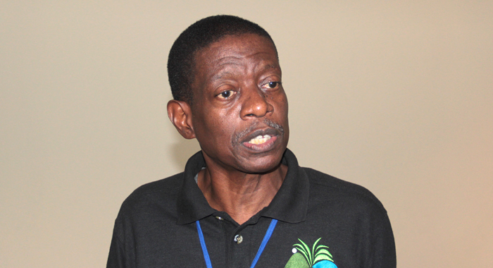 Trinidad-Based Agri-Business Consultant, Steve Maximay. (Iwn Photo)