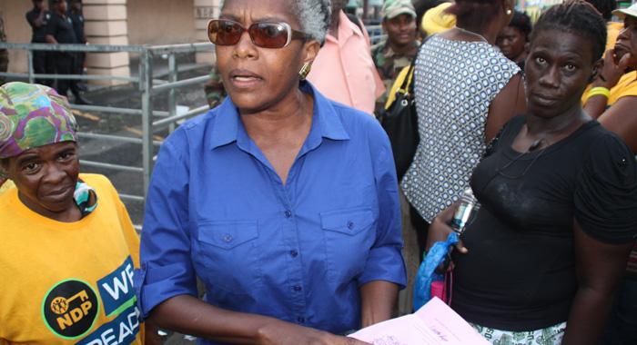 Luzette King. (Iwn File Photo)
