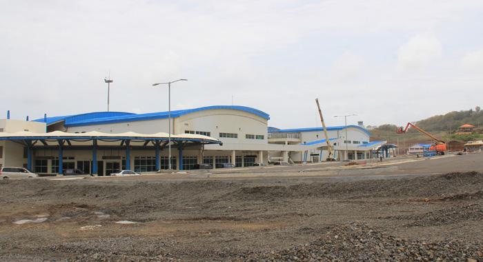 Argyle Terminal Building
