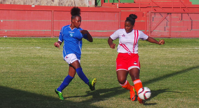 Shanique Deshong Of Champions System 3On The Attack.
