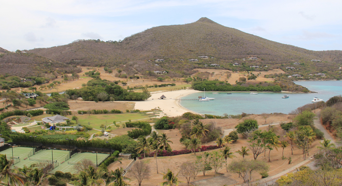 Carenage, Another Of The Beaches In The &Quot;Developed&Quot; North Of Canouan. (Iwn Photo)