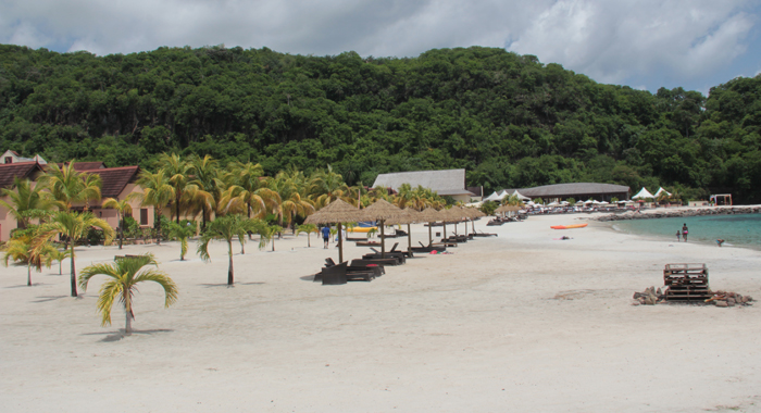 Buccament Bay Resort Is The First Of Its Kind On St. Vincent Island. (Iwn Photo)