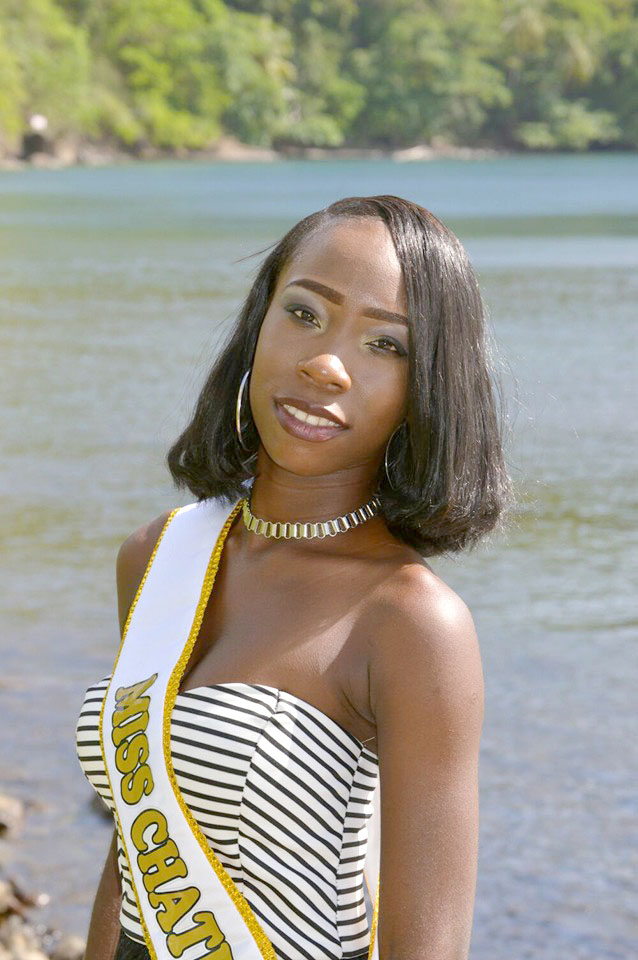 Miss Chateaubelair -- Ronella Lampkin.