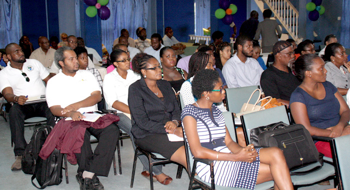A Section Of The Participants At The Workshop. (Iwn Photo)