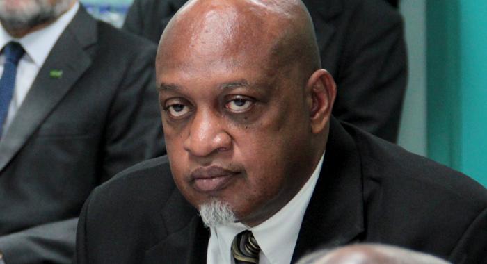 Ambassador Designate Howie Prince. (Iwn Photo)