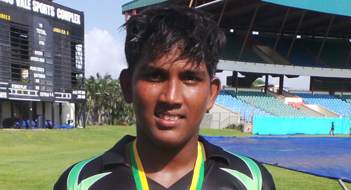Man Of The Match, Bhaskar Yadram.