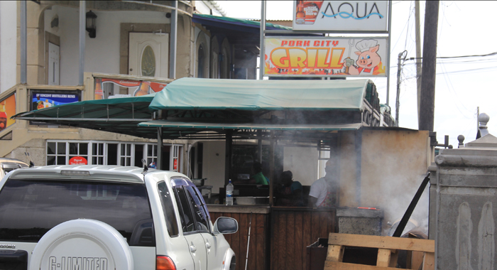 Aqua, A Restaurant Near Chill Spot, Has Reportedly Been Ordered To Take Its Grilling Indoors. (Iwn Photo)
