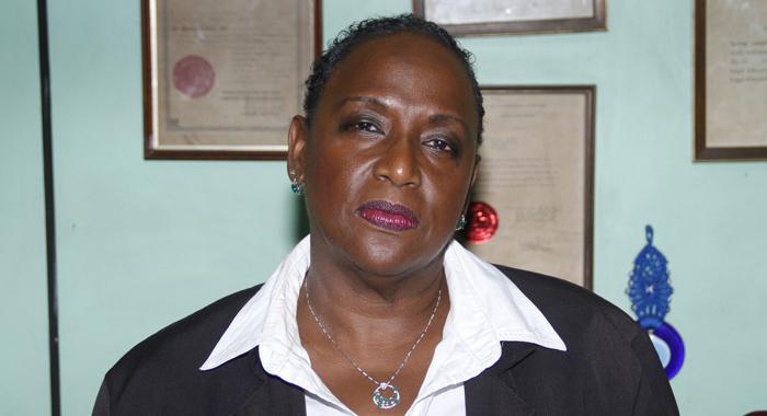 Kay Bacchus Baptiste