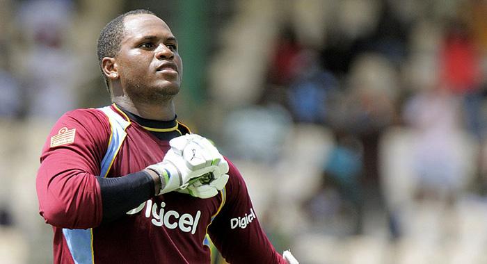 Veteran Batsman, Marlon Samuels Did Not Sign On The Dotted Lines. (Internet Photo)