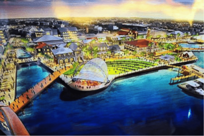 Proposed New Cruise Ship Terminal In Barbados