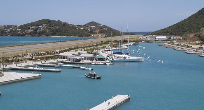 Canouan Marina