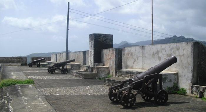 Fort Charlotte Copy