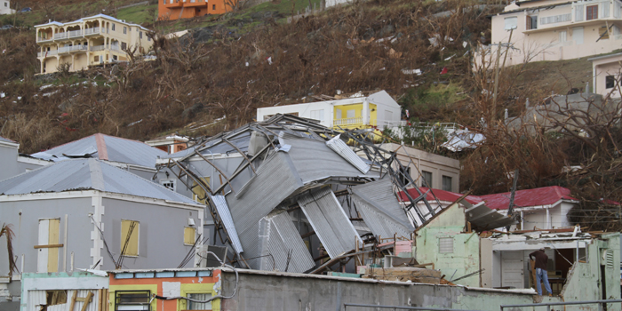 No Type Of Structure Escaped The Storm%E2%80%99S Wrath. Iwn Photo