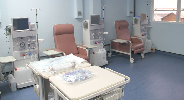 Dialysis Stations
