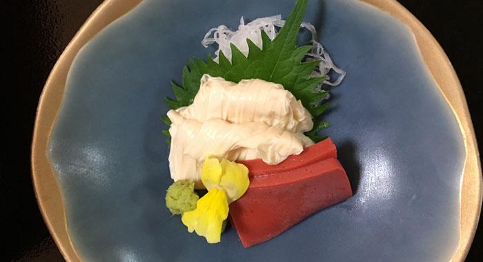 Monk Meal Sashimi