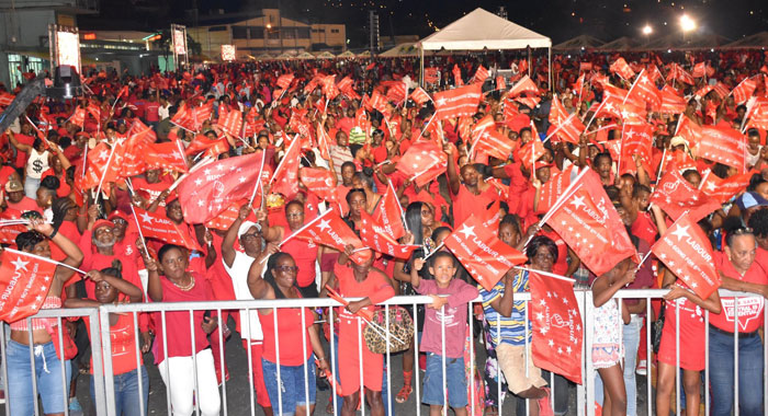 Ulp Supporters