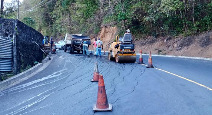 South Leeward Highway Repair