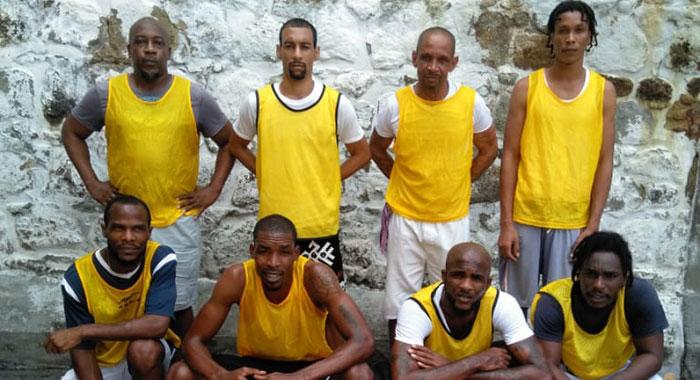 Prison Soccer Francis