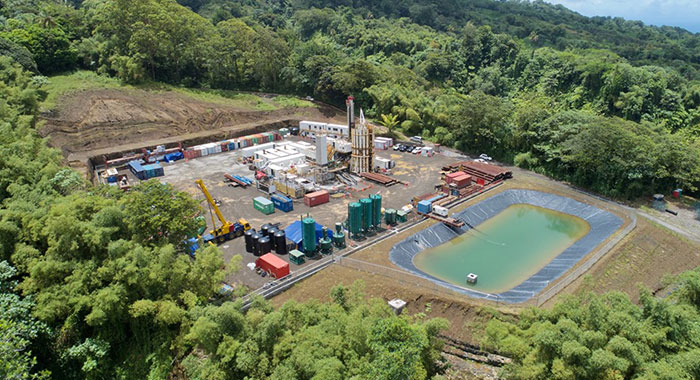 Svg Geothermal Project