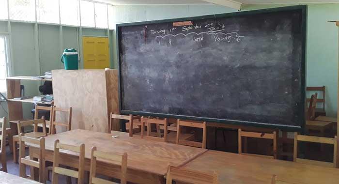 Calliaqua Anglican School 3