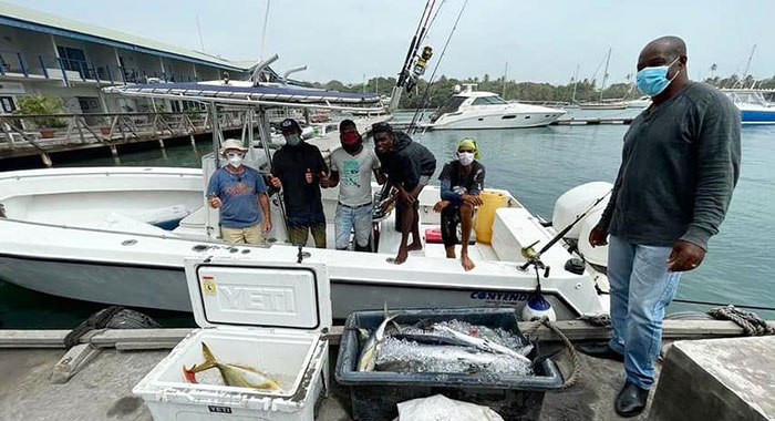 Grenadines Fishing