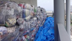 Bales Of Clothing