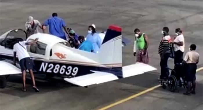 Injured Passengers